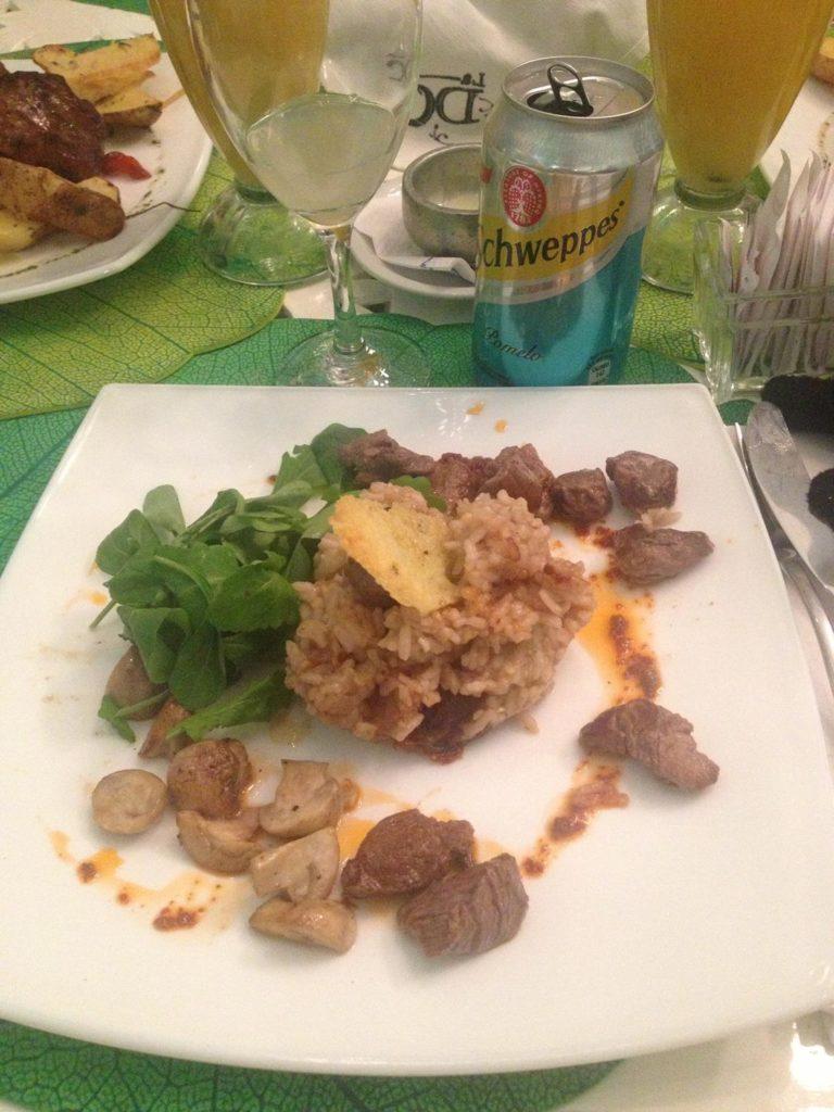 Comer em Buenos Aires