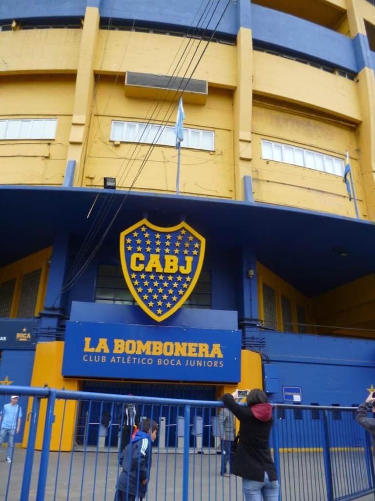 Boca Juniors em Buenos Aires