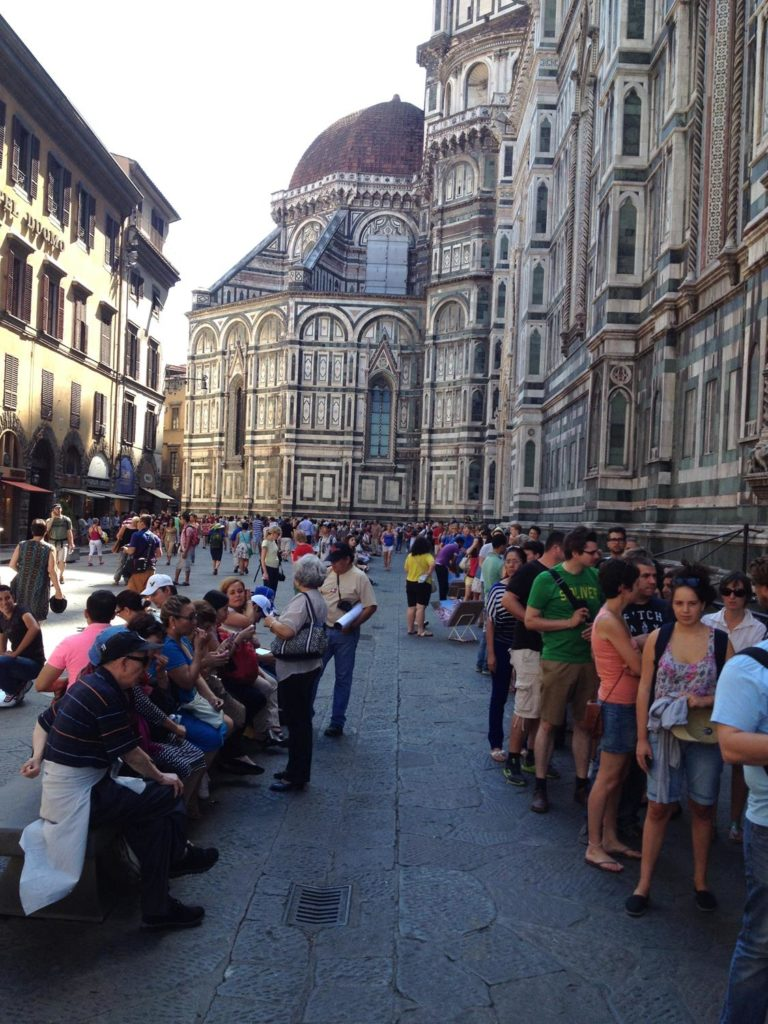 o que fazer em Firenze