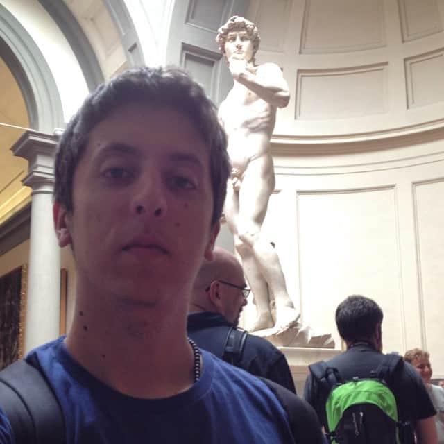 Michellangelo em Firenze