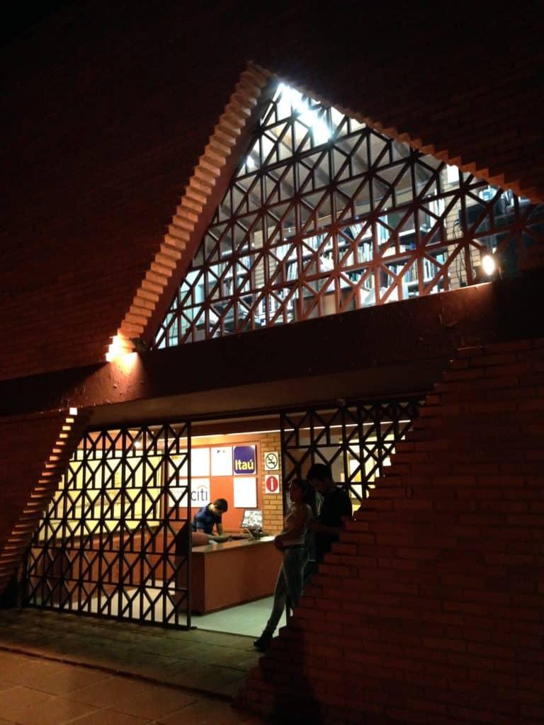 Museu em Asunción