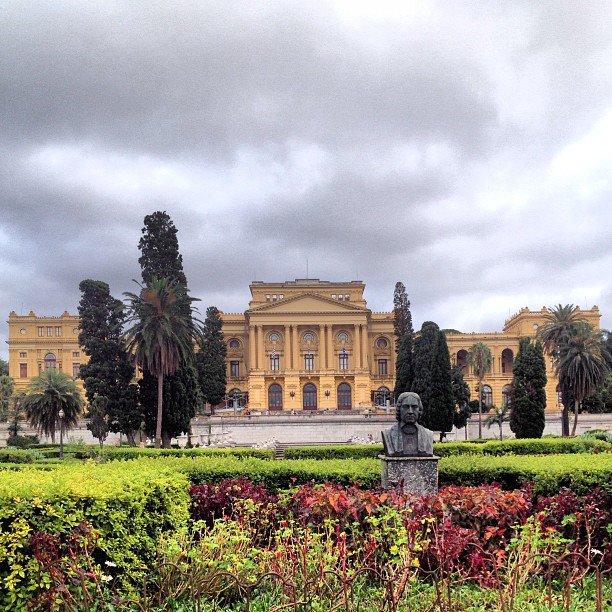 museu do ipiranga em sao paulo, museu da independencia, parque da independencia