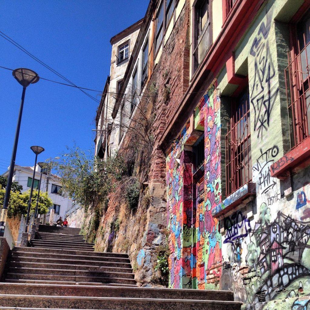 o que fazer em Valparaiso