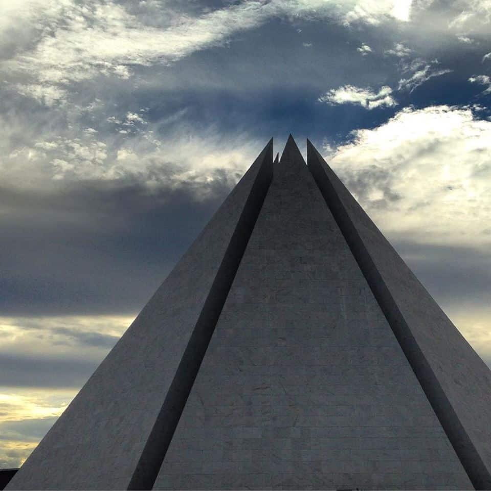 Igreja da Boa Vontade em Brasilia