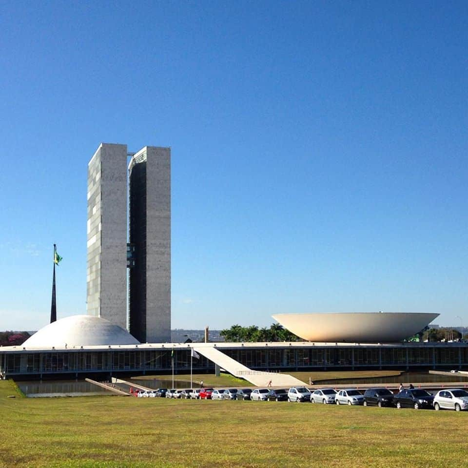 3 dias em Brasilia - Congresso Nacional