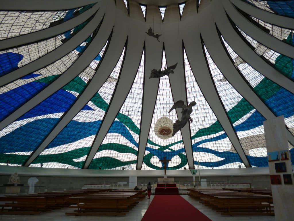 Catedral Metropolitana de Brasília - Oscar Niemeyer