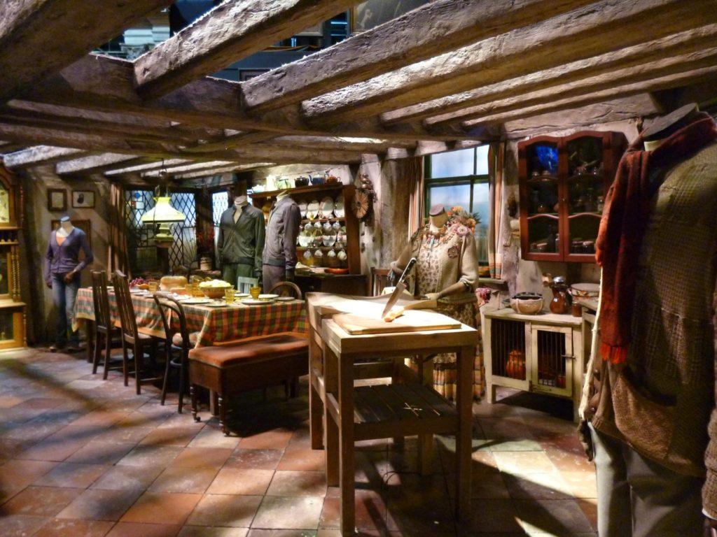 Casa Rony - Harry Potter em Londres