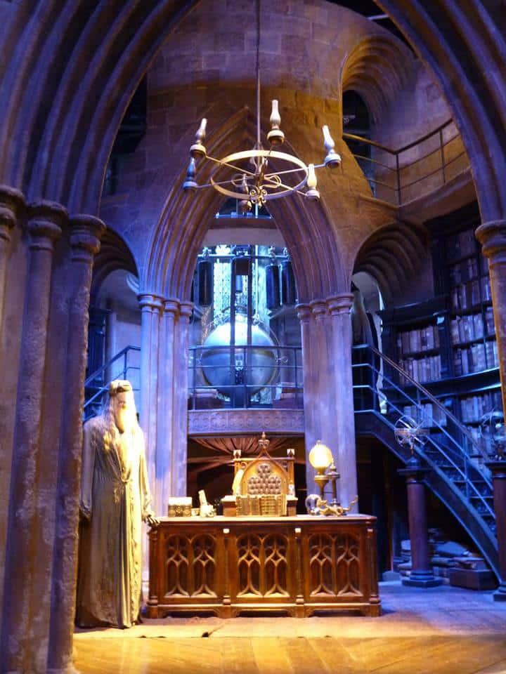 Escritório Dumbledore em Londres