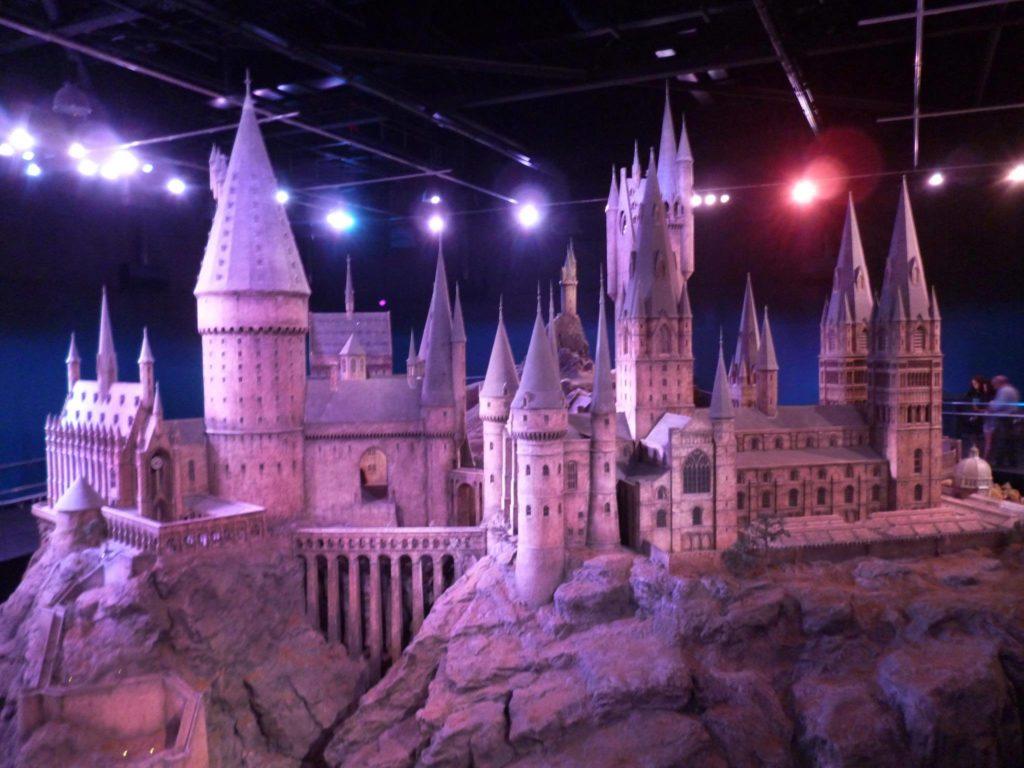 Harry Potter em Londres - Hogwarts