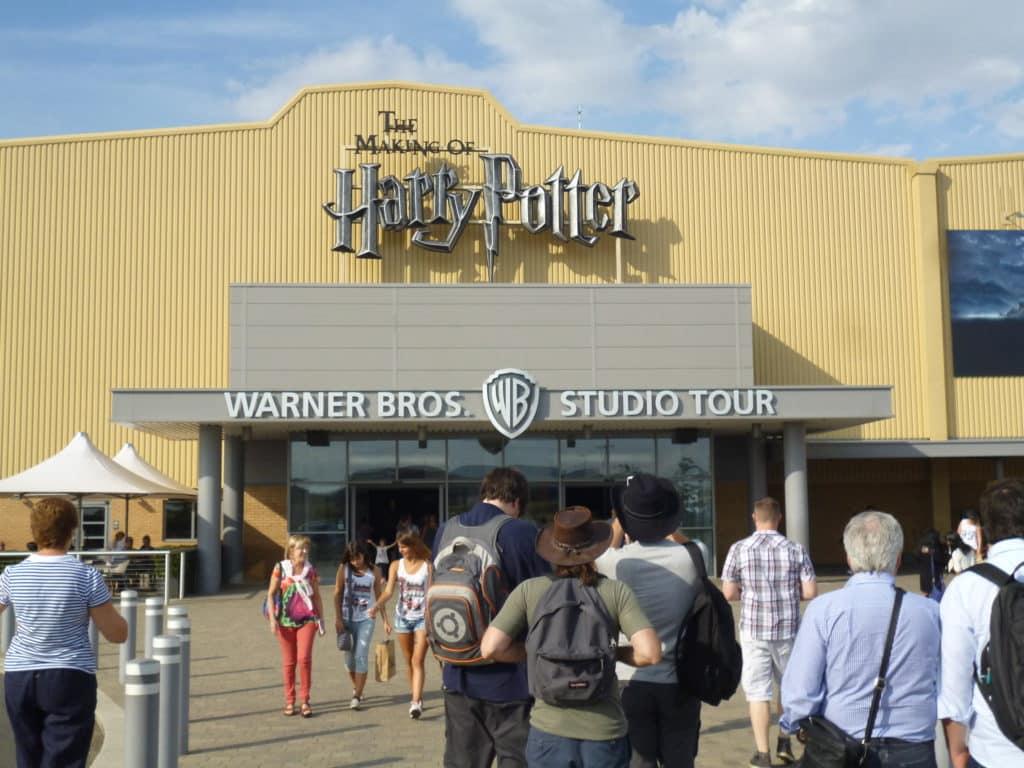 Harry Potter em Londres - Warner Bross Studios