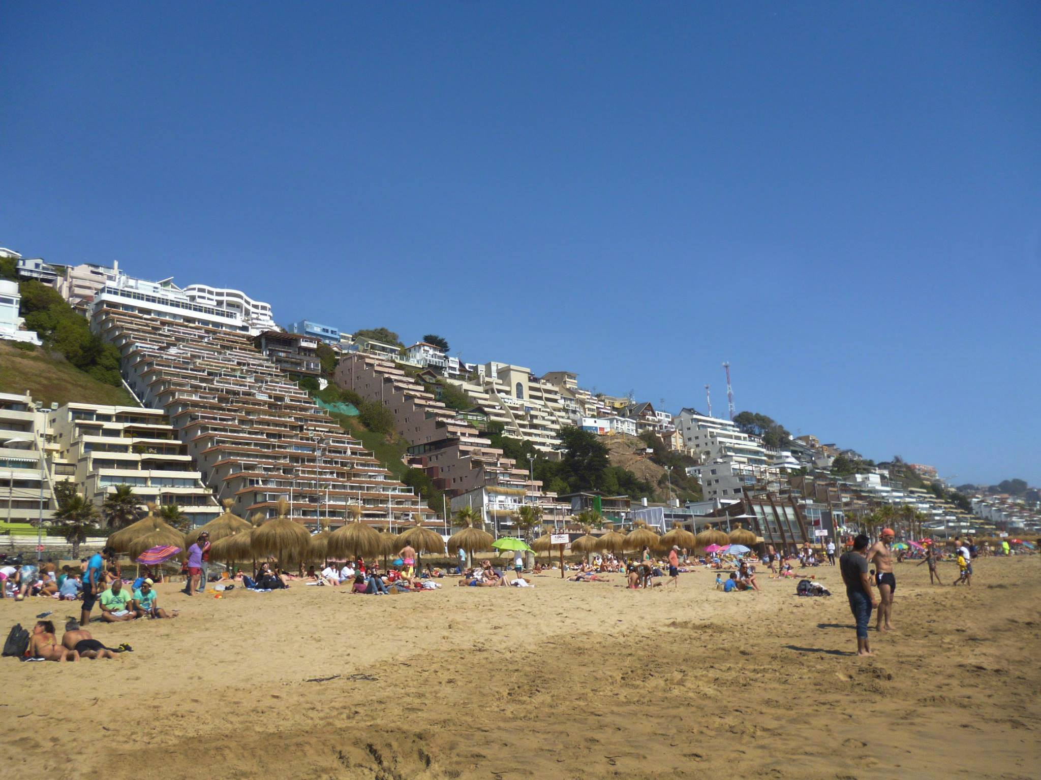 Playa de Reñaca