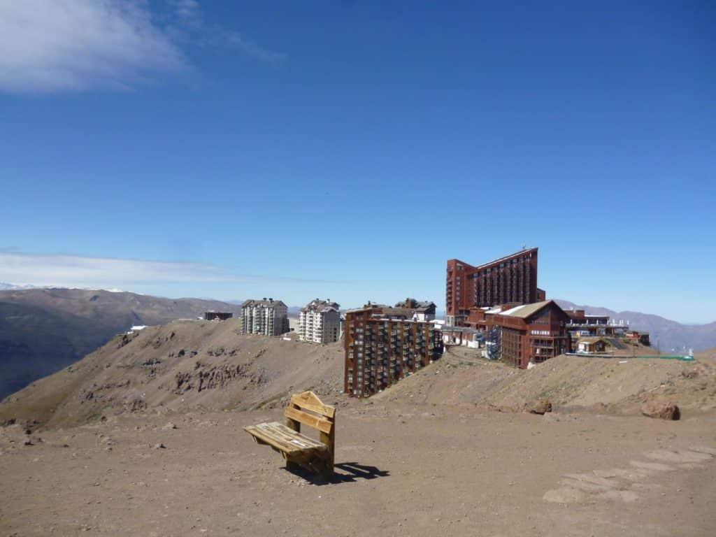 Passeio Valle Nevado