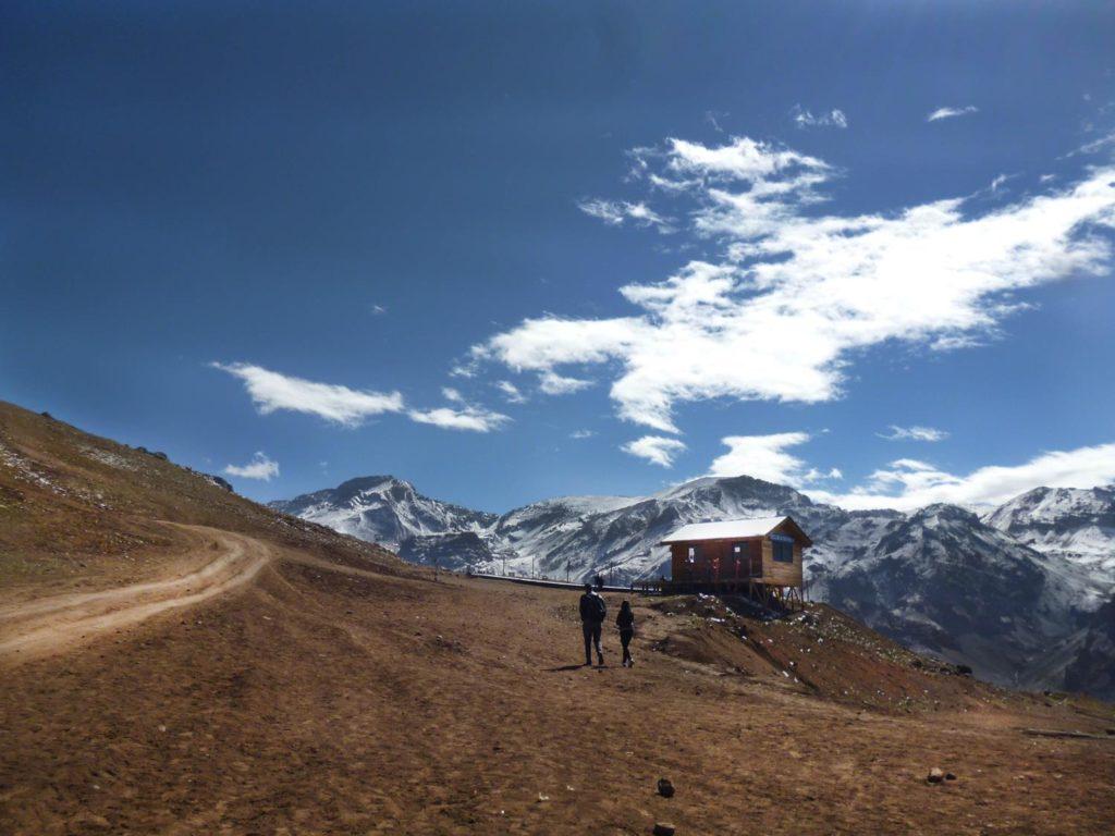 Treinamento Sky Valle Nevado