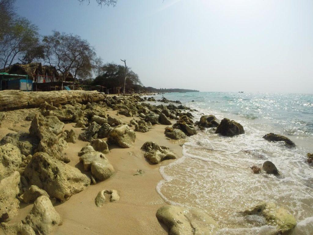 Playa Blanca Colombia