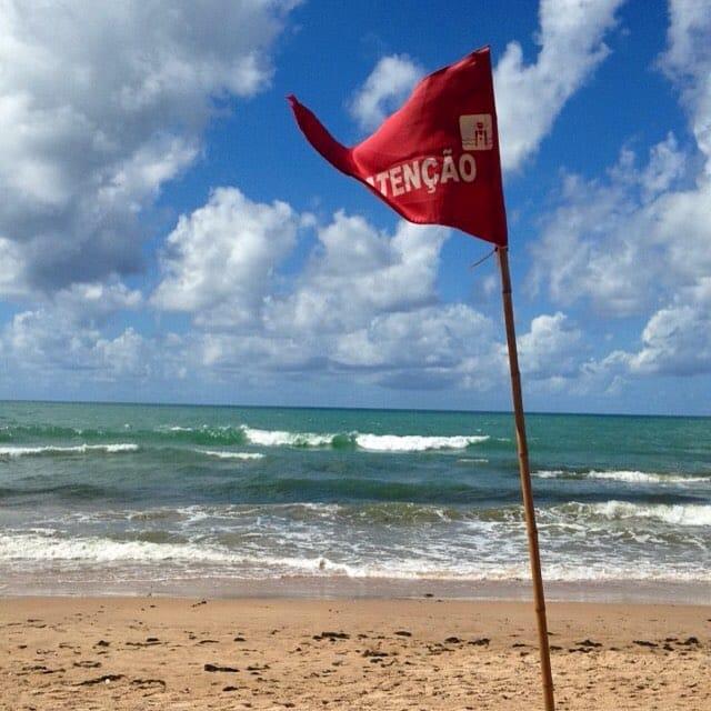 Praia em Recife