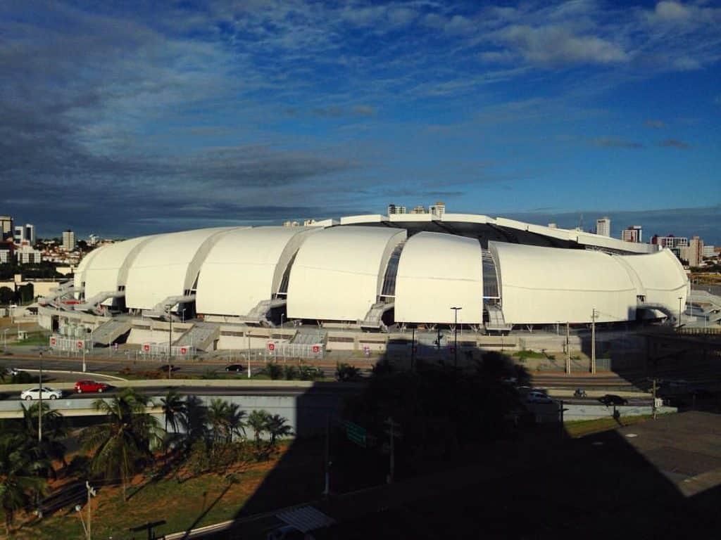 Como visitar a Arena das Dunas