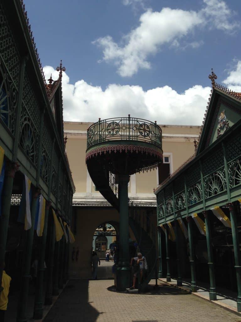 um dia em Belém - Mercado Central de Belém