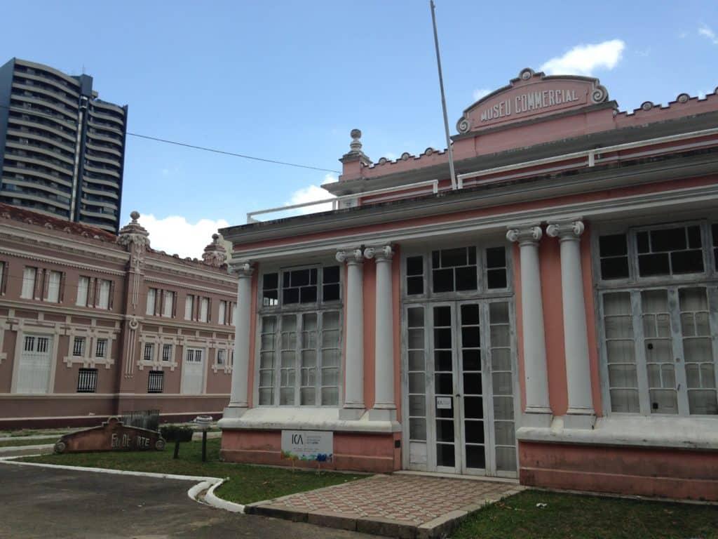 roteiro em Belém - Museu Comercial de Belém