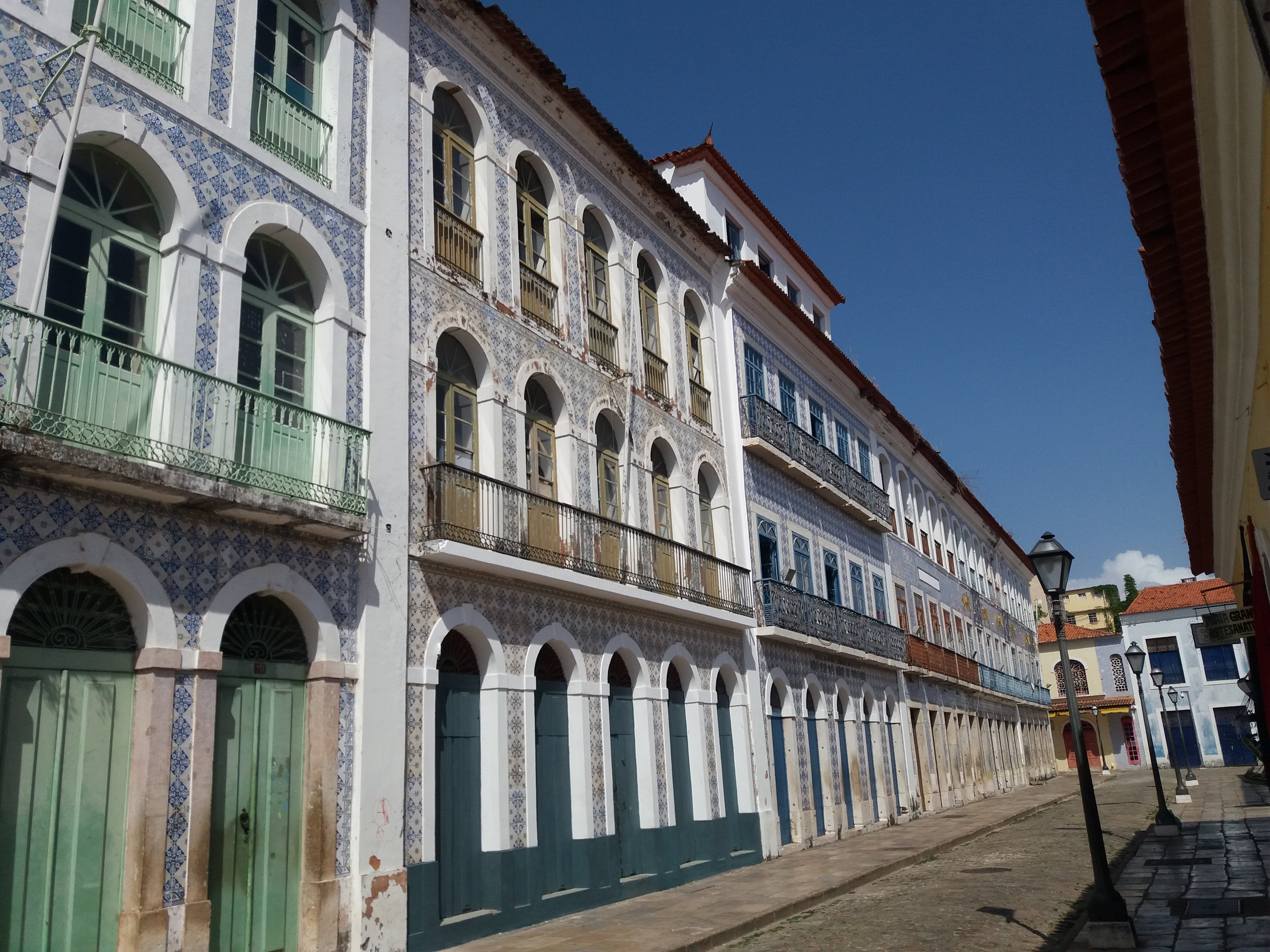 Rua Portugal São Luís