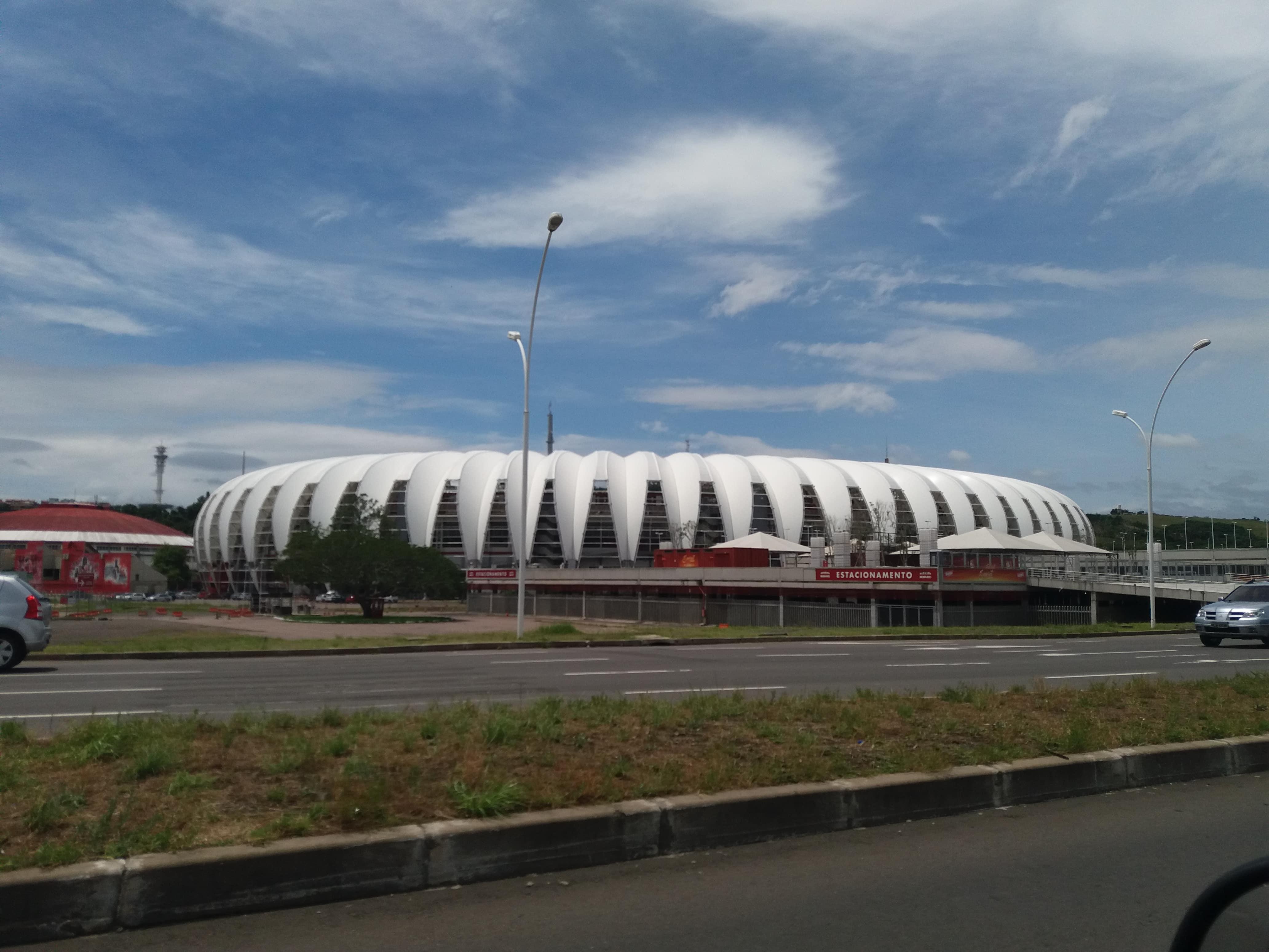 estadio beira rio Porto Alegre
