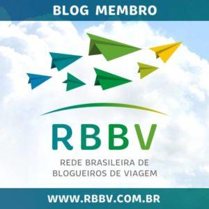 uma viagem diferente, blog membro da rbbv