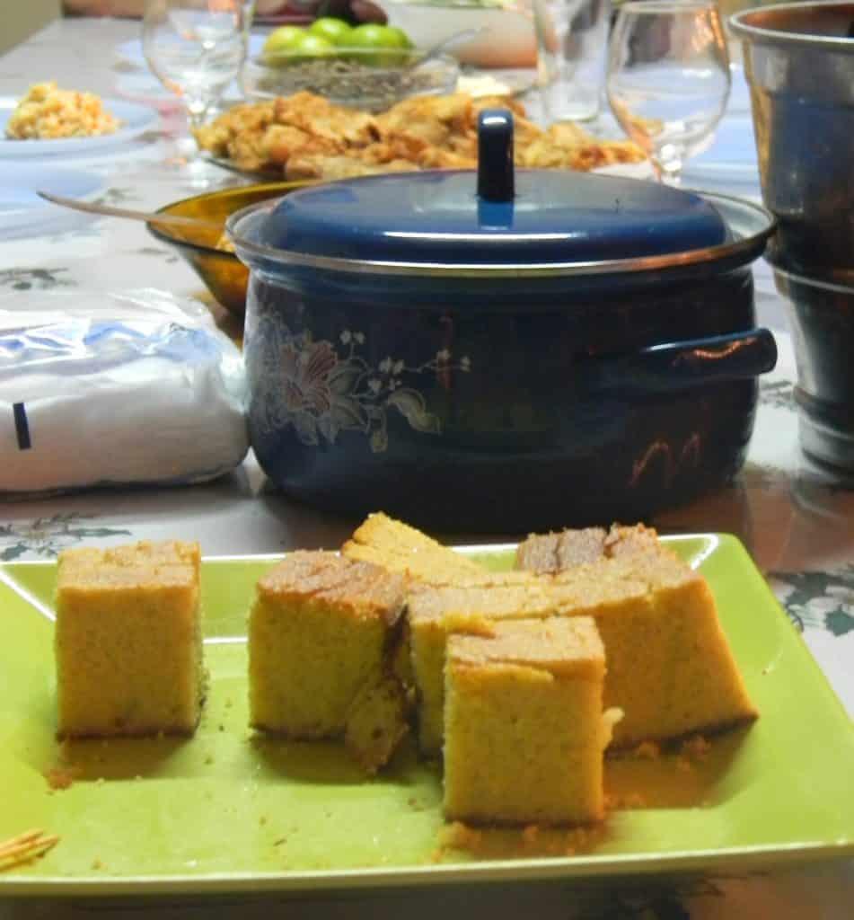 comer em Asunción