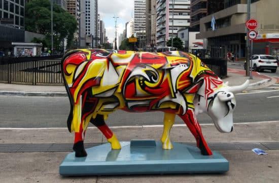 cow parade 2017