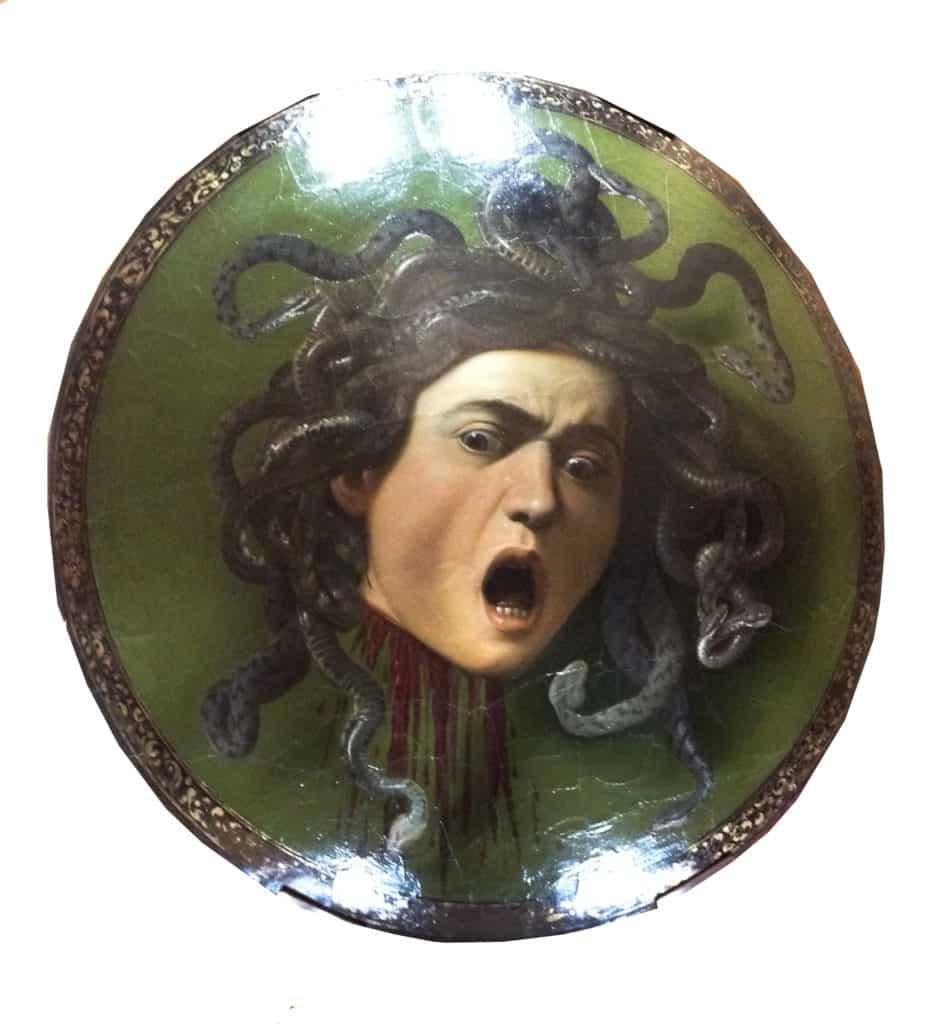 Testa di Medusa - Caravaggio