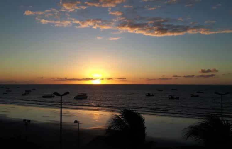 Nascer do sol em Maragogi
