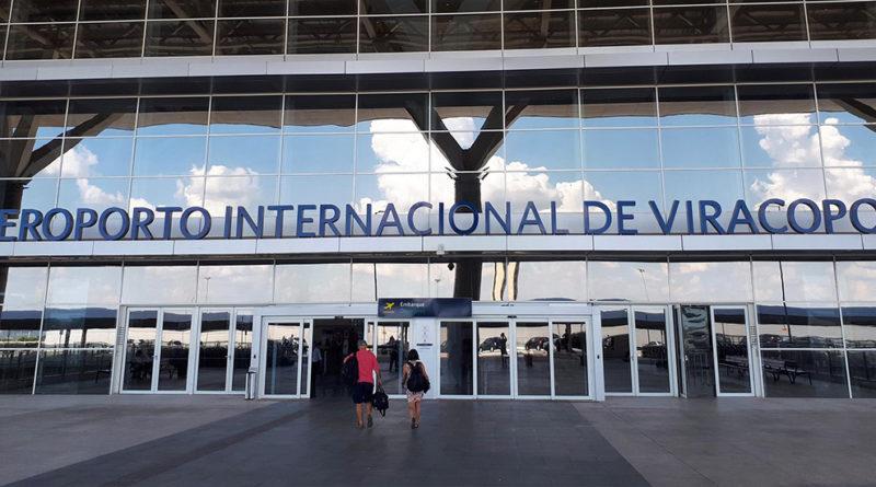 como ir para o Aeroporto de Viracopos