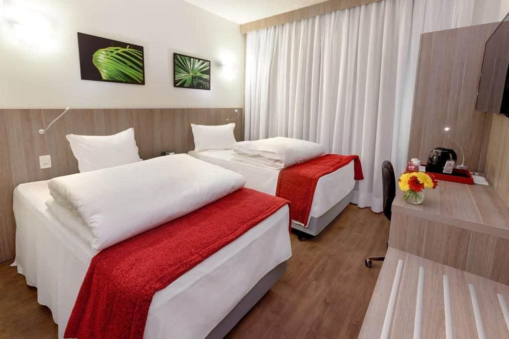 Hotel perto de Viracopos