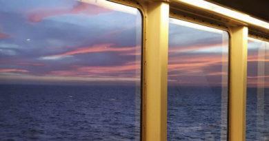 como é viajar de buquebus