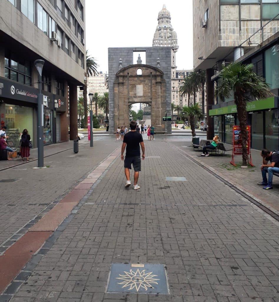 Peatonal Sarandí, Montevidéu