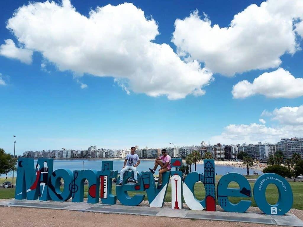 Montevidéu em 3 dias