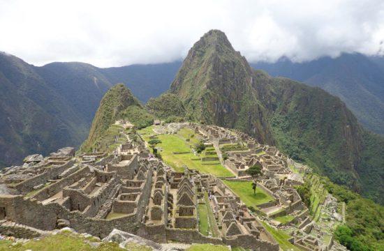 Vista Machu Picchu