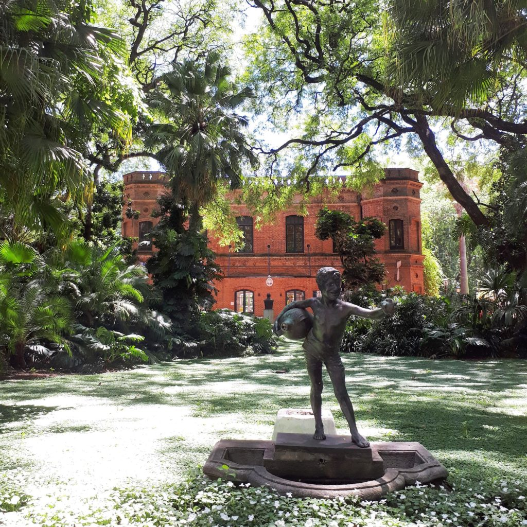 Jardim Botânico de Buenos Aires - Parques de Buenos Aires