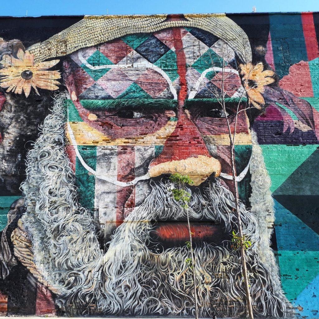 Mural Etnias