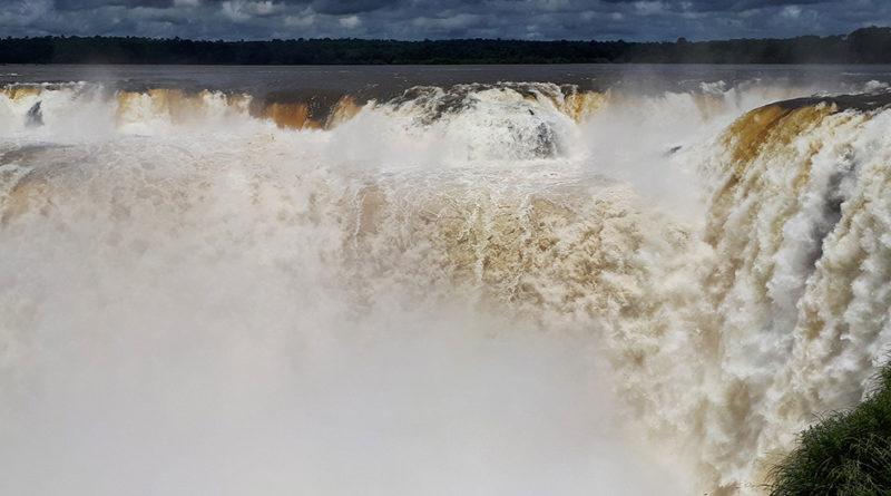 cataratas lado argentino, Parque Nacional Iguazú