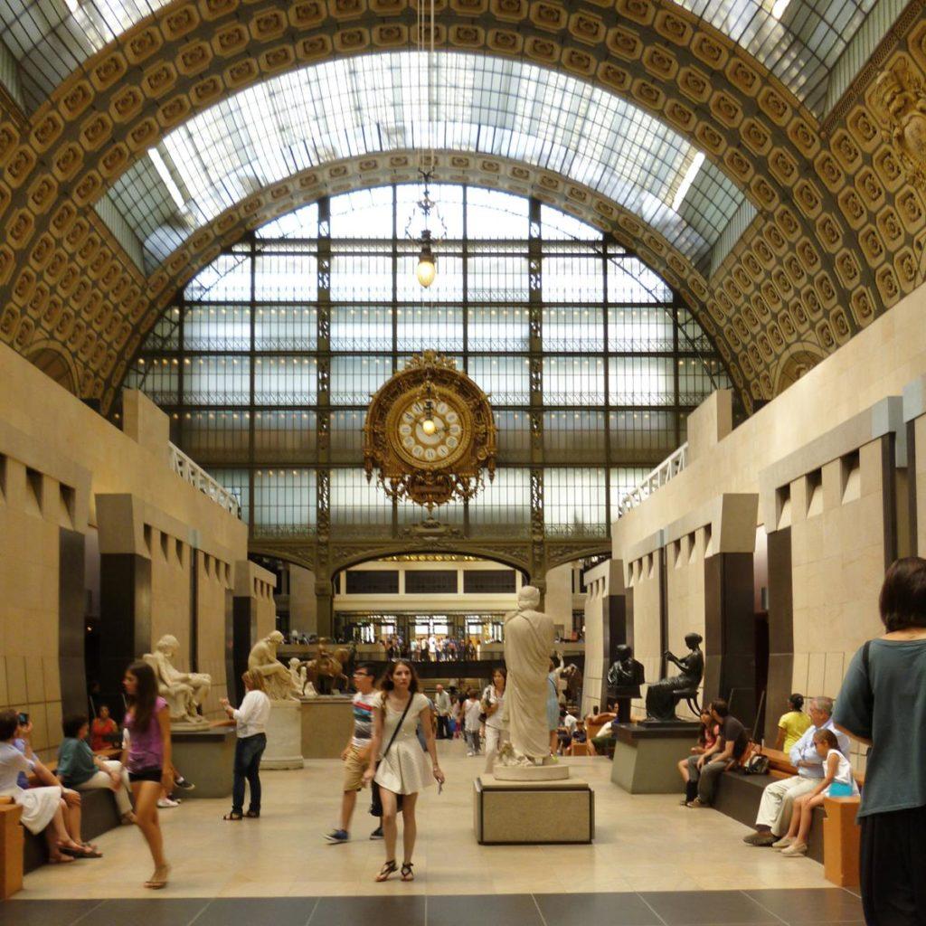 Museu D'orsay - Museus em Paris
