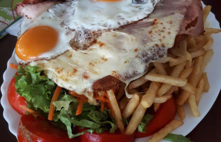 o que comer no uruguay - milanesa