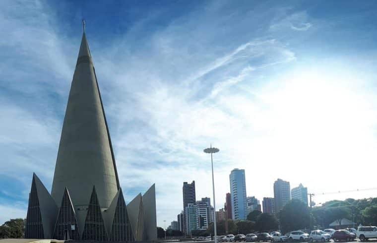 Resultado de imagen para catedral de maringa