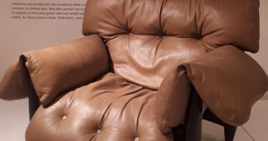 Cadeira Sheriff Sérgio Rodrigues