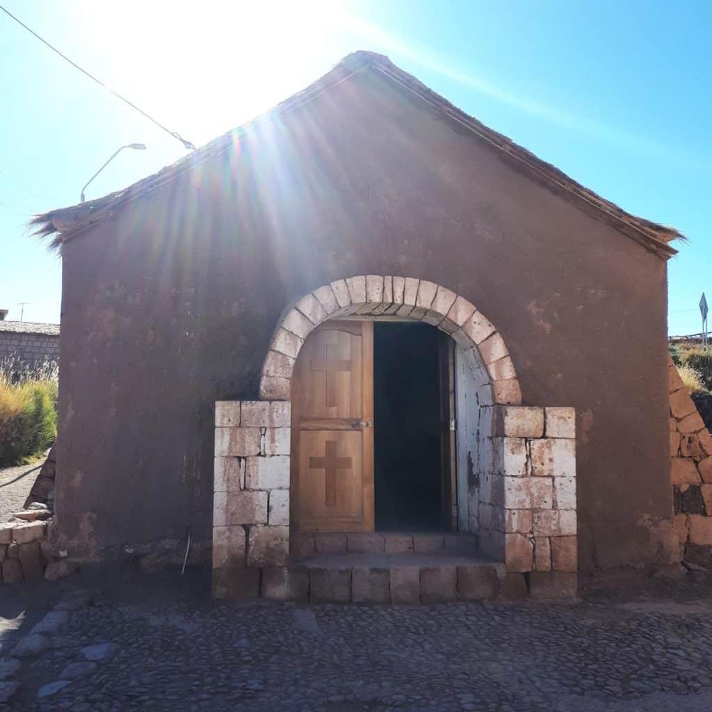 Igreja de Socaire