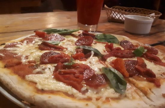 Pizza Adobe Atacama