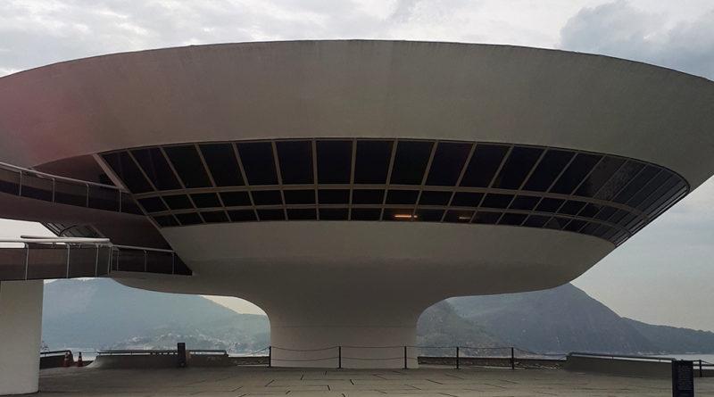 museus no rio de janeiro, MAC Niterói