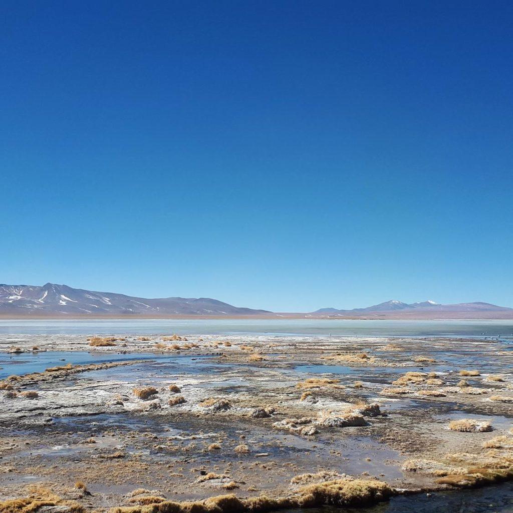 Dia 1 Salar de Uyuni - Aguas Termales