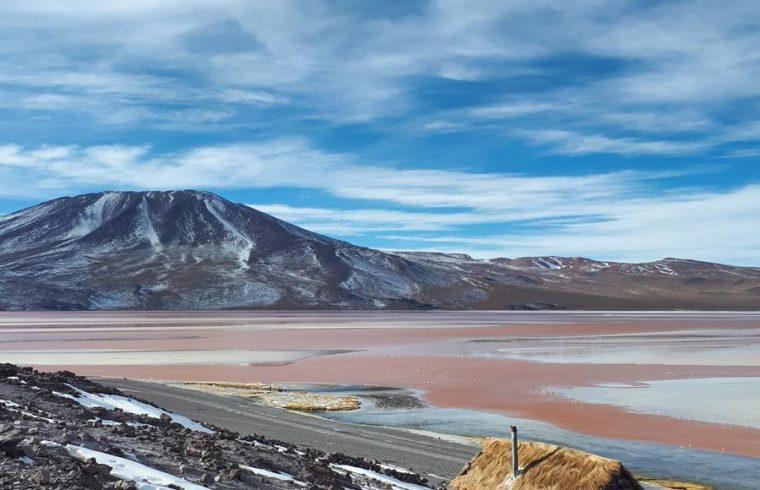 Laguna Colorada Bolívia