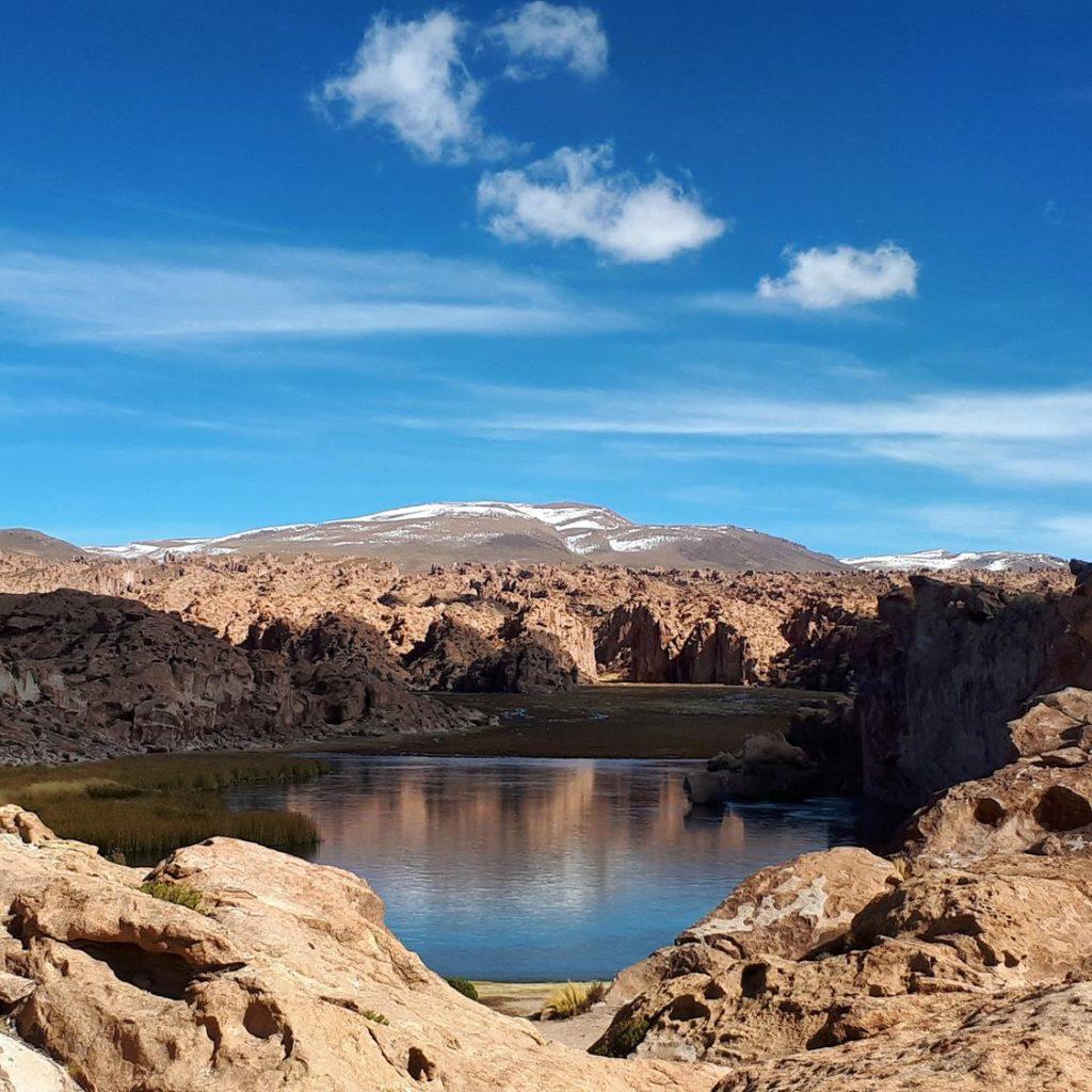 Laguna Negra Bolívia