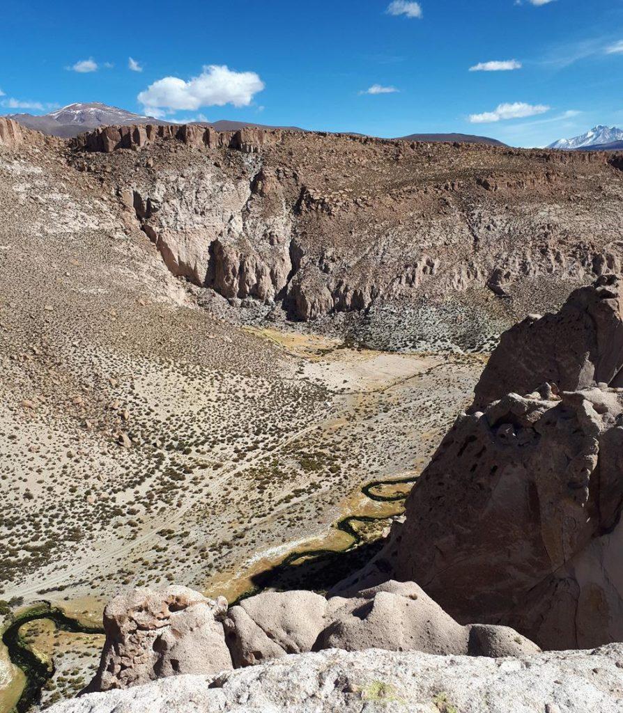 Dia 2 Salar de Uyuni - Valle Anaconda
