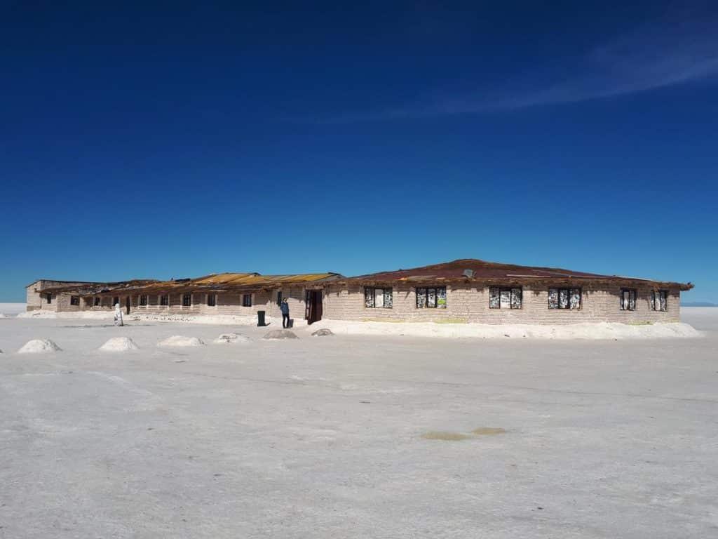 Hotel de Sal Uyuni